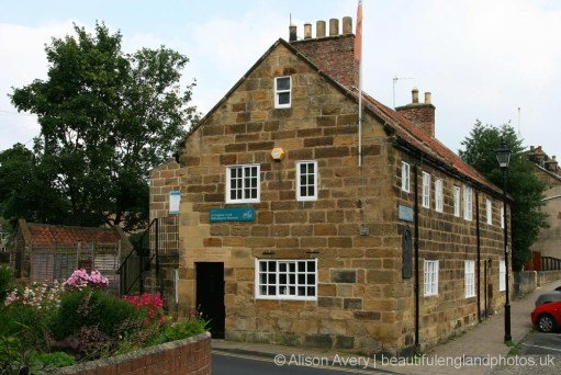 Captain Cook Schoolroom Museum, Great Ayton