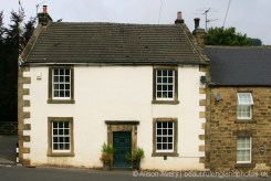 Cottage, formerly Townhead Inn, Eyam