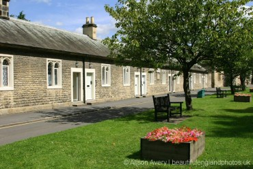 Lady Lumley's Almshouses, Thornton-le-Dale