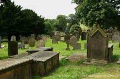 All Saints Churchyard, Ripley