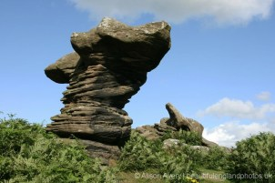 Anvil, Brimham Rocks