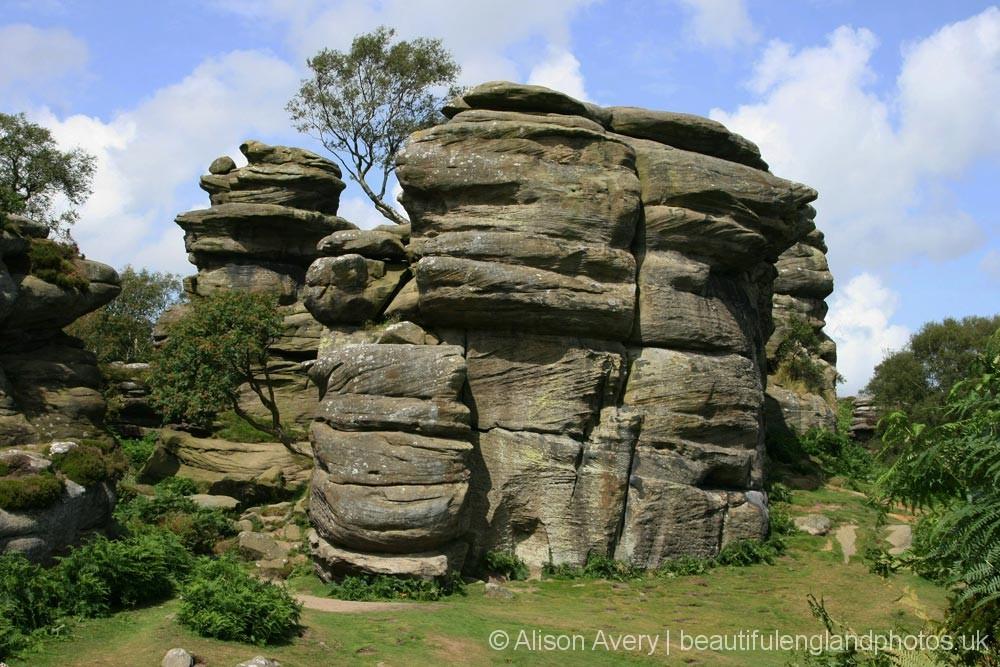 Castle Rocks, Brimham Rocks