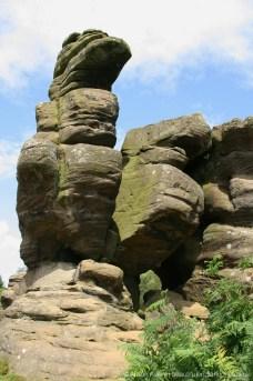 Eagle, Brimham Rocks