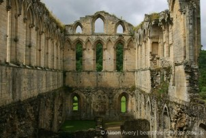 Refectory, Rievaulx Abbey