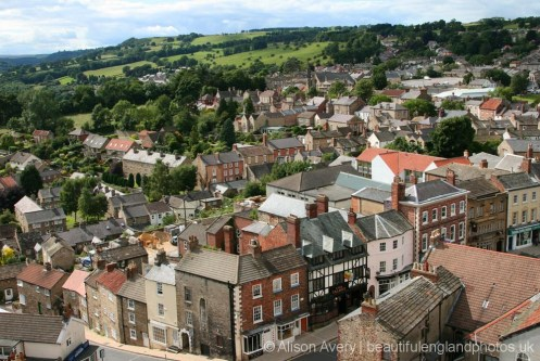 Richmond, from Richmond Castle