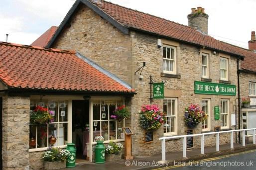 The Beck Tea Room, Castlegate, Helmsley