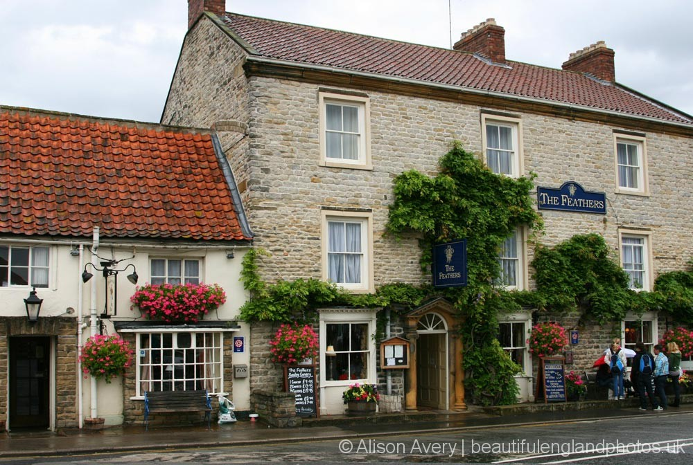 The Feathers Hotel, Market Place, Helmsley