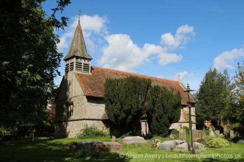 St. James Church, Brightwell-cum-Sotwell
