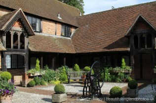 The Cloisters, Almshouses, Ewelme