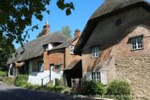 Fleur-de-Lys Cottage and Magnolia Cottage, Clifton Hampden