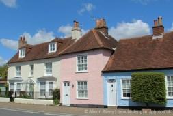 Myrtle Cottage, Oriel Cottage and Lyme Cottage, Castle Street, Portchester