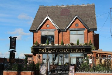 The Lady Chatterley pub, Eastwood