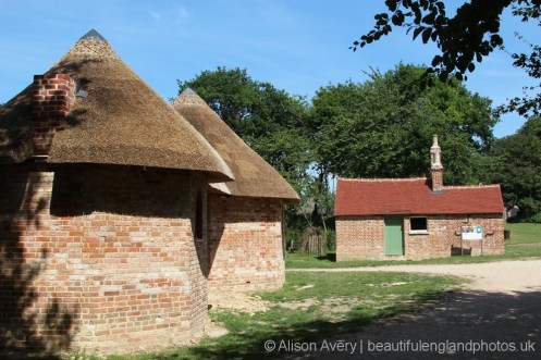 Eastwick Park Dairy and Newdigate Bakehouse, Weald and Downland Living Museum, Singleton