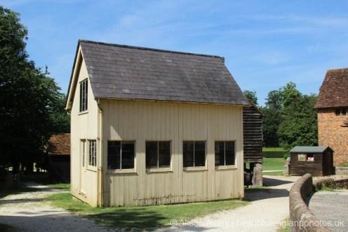 Newick Plumber's Workshop, Weald and Downland Living Museum, Singleton