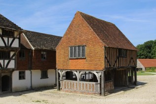 Titchfield Market Hall, Weald and Downland Living Museum, Singleton