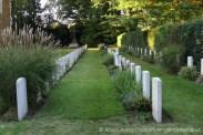 Canadian War Graves, St. Joseph's Churchyard, Grayshott