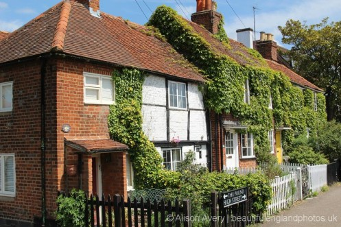 Cottages, High Street, Cookham