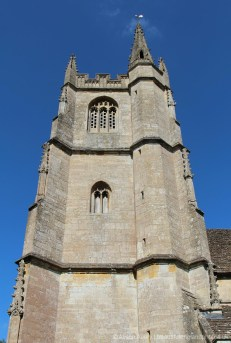 St. Andrew's Church Tower, Castle Combe