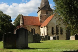St. Mary's Church, Bramshott