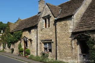 The Old Rectory Tearoom, Castle Combe