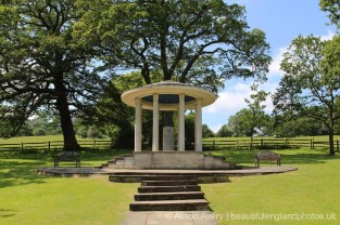 American Bar Association Memorial to Magna Carta, Runnymede