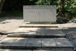 John F. Kennedy Memorial, Runnymede