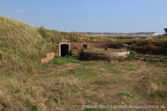 Lunette Battery, Newhaven Fort, Newhaven