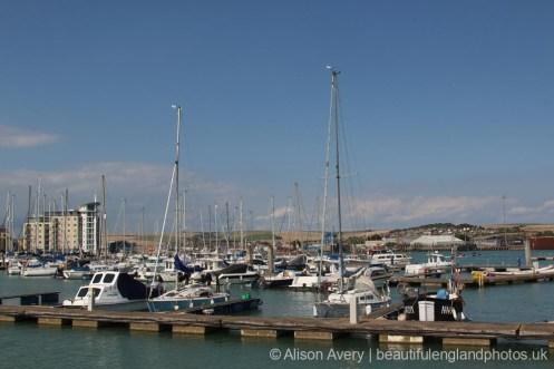 Newhaven Marina, Newhaven