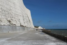 Undercliff Walk, between Rottingdean and Saltdean