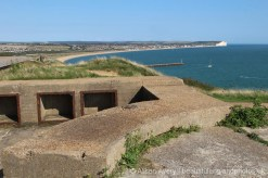 World War II Gun Battery, Castle Hill, Newhaven