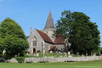 St. Andrew's Church, Alfriston