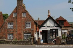 Bank House Farm and The Old Bank, High Street, Alfriston