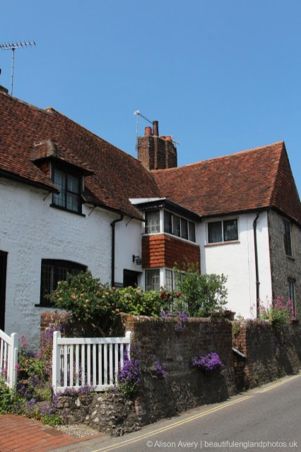 Candle Cottage and Rosemary Cottage, High Street, Alfriston
