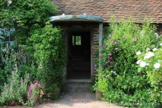 Entrance, Alfriston Clergy House, Alfriston