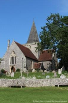 St. Andrew's Church, Alfriston