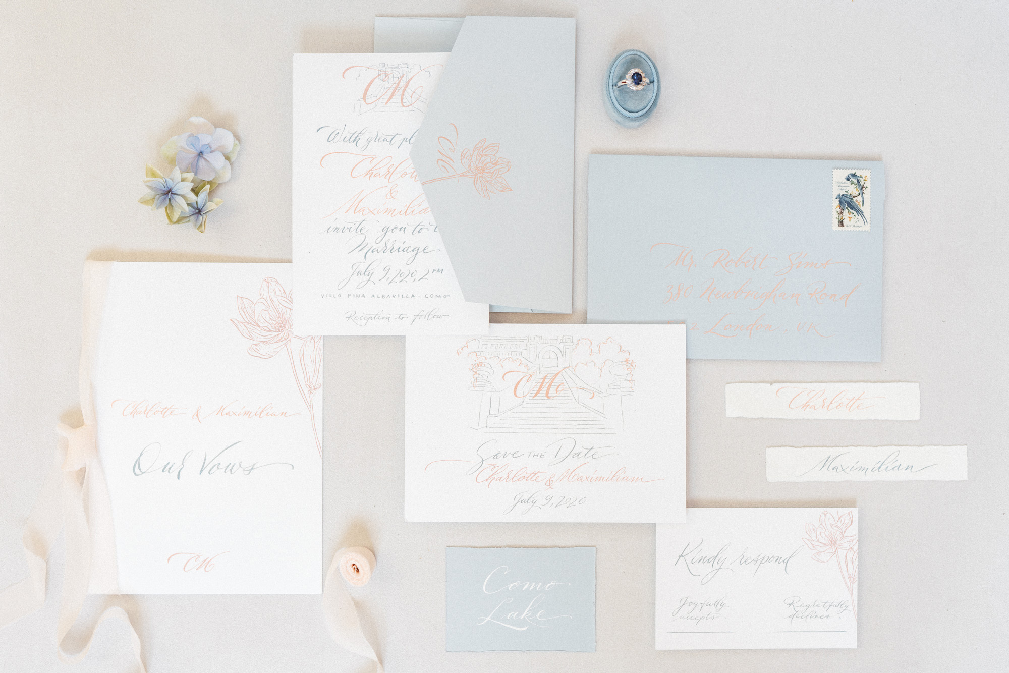 calligraphy for wedding