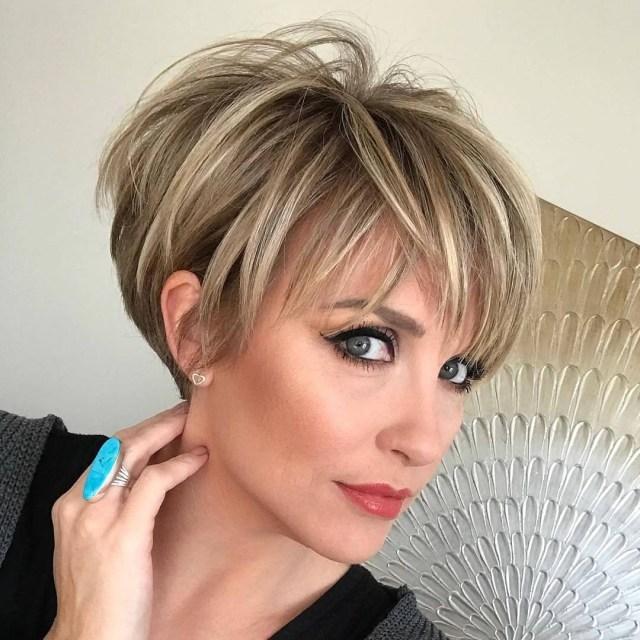 25 stunning short blonde hairstyles for women