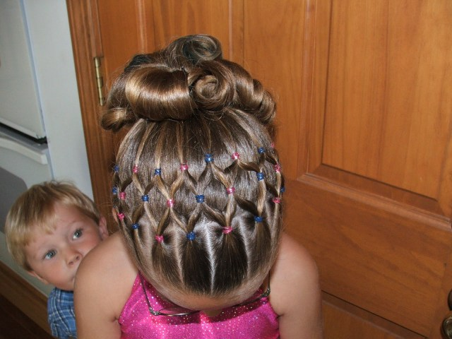 gymnastics hairstyles | beautiful hairstyles