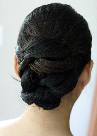 Chignon Hairstyles Beautiful Hairstyles