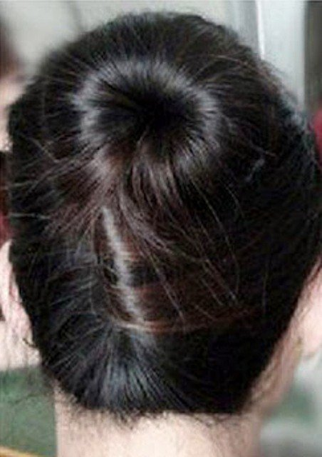 Easy Puff And Bun Hairstyles