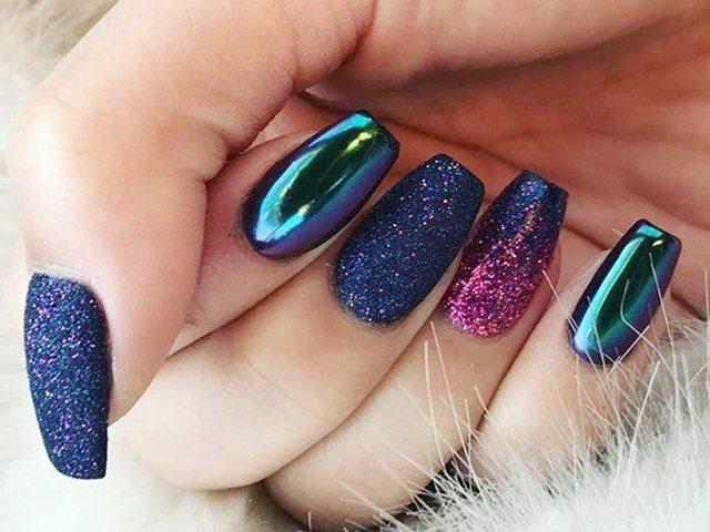 Diy Acrylic Nails Tutorial Nail Art