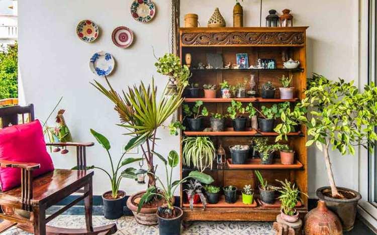 Balcony Garden Interior Design Ideas For Every Occasion Beautiful Homes