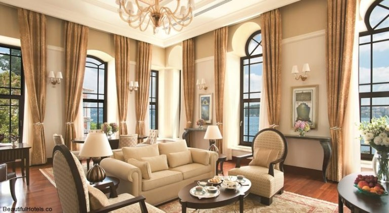 Four Seasons Istanbul at the Bosphorus (Istanbul, Turkey) 17