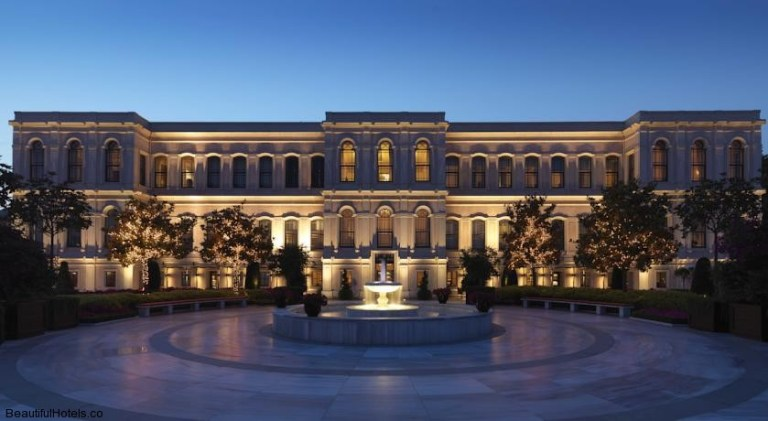 Four Seasons Istanbul at the Bosphorus (Istanbul, Turkey) 2
