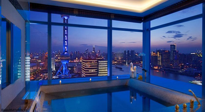 Grand Kempinski Hotel Shanghai (Shanghai, China) *****