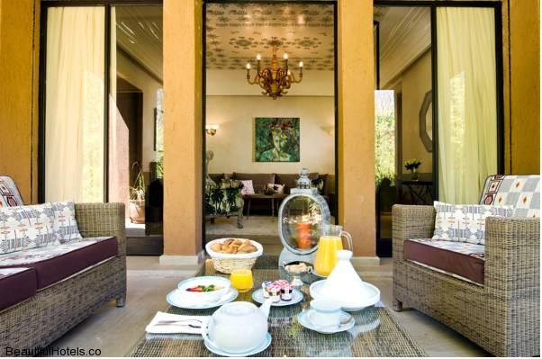 Tigmiza Suites & Pavillons (Marrakech, Morocco) 20