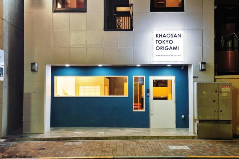 Top 30 Best Hotels in Tokyo - 23. Khaosan Tokyo Origami