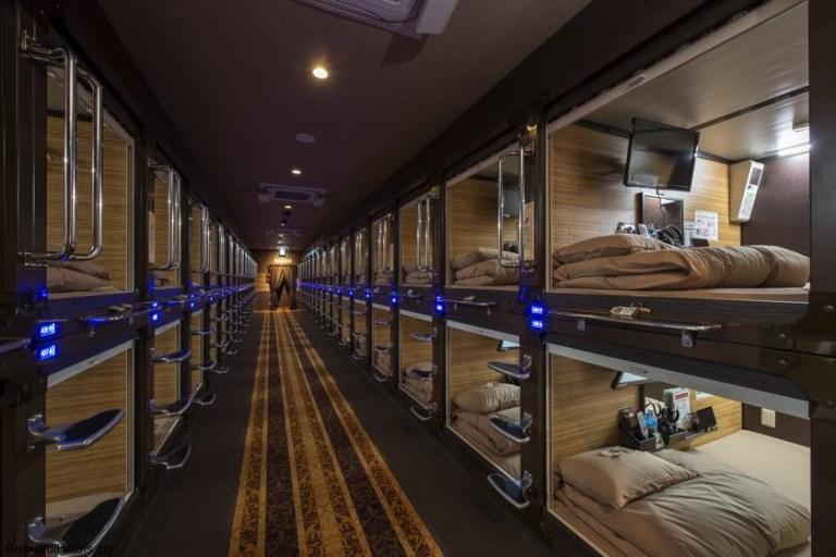 Top 30 Best Hotels in Tokyo - 24. Capsule Hotel Anshin Oyado Shinjuku