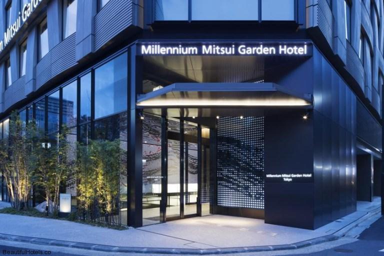 16. Millennium Mitsui Garden Hotel Tokyo