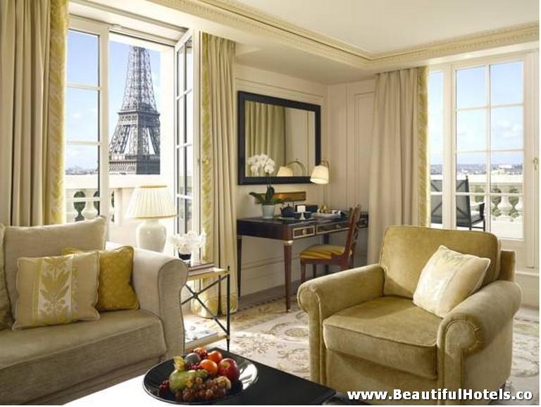 Shangri-La Hotel (Paris, France) 18